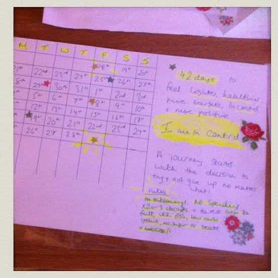 health calendar
